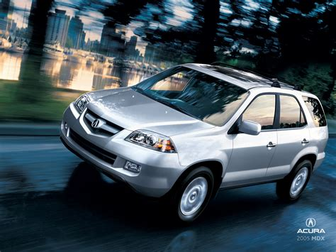 2005 Acura Mdx Conceptcarzcom