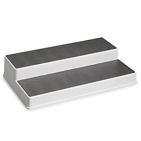 15 inch deep bookcase buy copco 15 inch deep shelf organizer from bed bath beyond