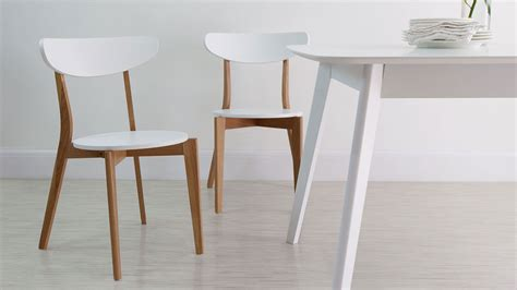 contemporary kitchen chairs uk modern white and oak extending dining set dining chairs 5704