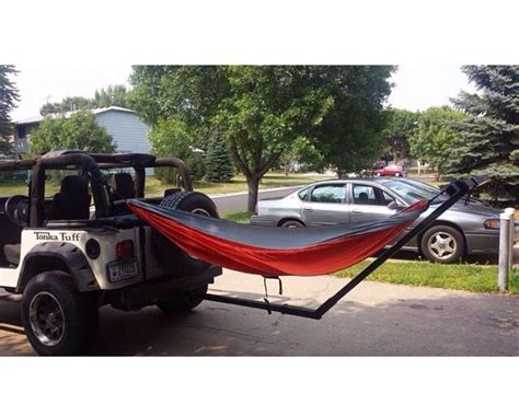 Tow Hitch Hammock by Hammock In Tow Hitch It Will Be Mine Jeep Jeep