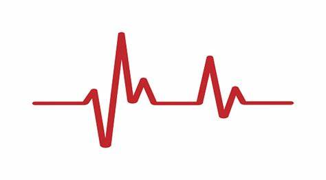 Heartbeat Vector Icon Heartbeat Line Heartbeat Icon For ...