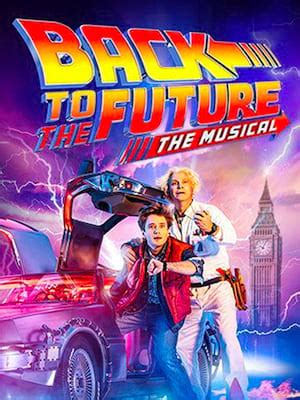 So i'm really looking forward to attending the opening in manchester to experience our wonderful movie as a musical. Back To The Future - The Musical - Venue To Be Confirmed, London - Tickets, information, reviews