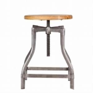 Tabouret A Vis : location chaise schoolix ~ Teatrodelosmanantiales.com Idées de Décoration