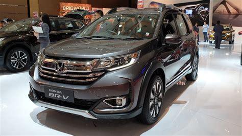 Review Honda Brv 2019 by Honda Br V E Cvt Facelift 2019 Dg1 In Depth Review