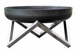 Grill überdachung Holz : svenskav design feuerschale z gr e xxl 63 cm feuerschalen feuerstellen feuer grill ~ Buech-reservation.com Haus und Dekorationen