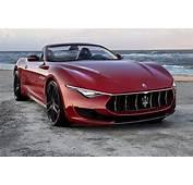 2019 Maserati Alfieri Cabrio Release Date Concept