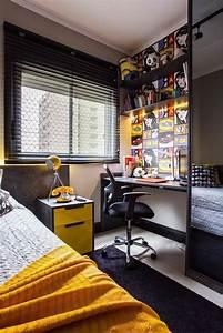 Idees Deco Chambre : id e d co chambre ado pour cr er un design styl et tendance ~ Melissatoandfro.com Idées de Décoration