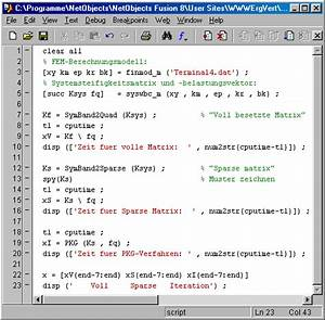 Matrix Rechnung : gro e lineare gleichungssysteme ~ Themetempest.com Abrechnung
