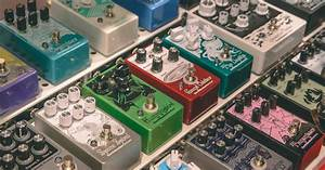 An Introduction to EarthQuaker Devices: Their Pedals and ...