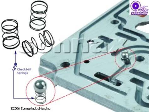 6r140 Transmission Wiring Diagram by Volkswagen Audi 01m 01n 01p 096 097 099 Check Springs