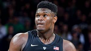 This Zion Williamson Block Is The Most Offensive Thing You ...