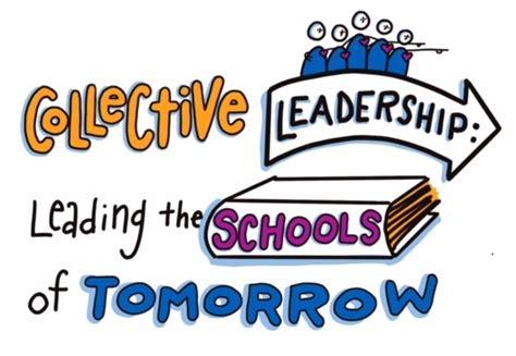 collective leadership leading  schools  tomorrow
