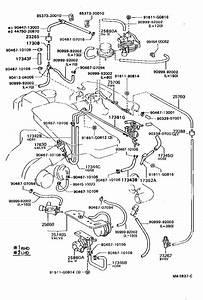 Toyota Celicast185r-blmvzg - Tool-engine-fuel