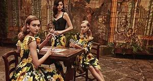 Dolce & Gabbana Reveals their Summer 2017 Ad Campaign