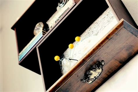 Mensole Con Cassetti Mensole Fai Da Te Bricolage Cinque Idee Per Realizzare