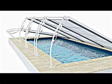abri piscine plat