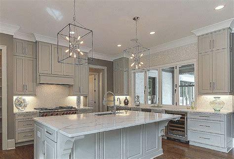 white master cabinet kitchen design  small stone