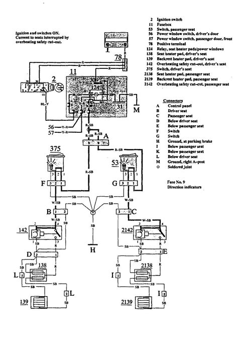 06 Volvo Xc90 Fuse Diagram Wiring Schematic by Volvo 940 Wiring Diagram 1995 Auto Electrical Wiring Diagram