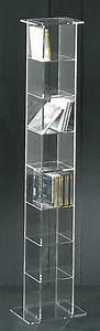 Range Cd Colonne : colonne rangement cd en plexi ~ Teatrodelosmanantiales.com Idées de Décoration