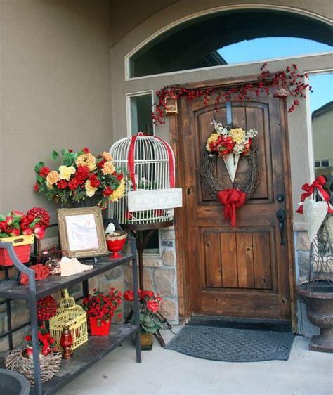 sweet  cute valentine porch decor ideas gardenoholic