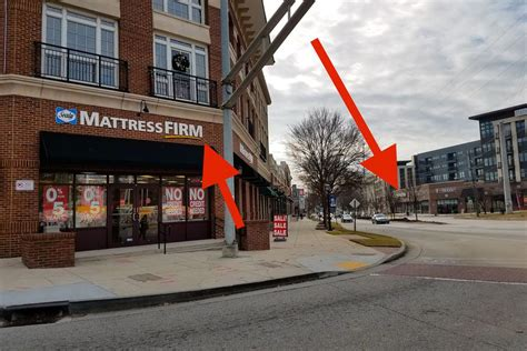 Mattress Firm Speaks! Veil Lifts On Moreland Avenue
