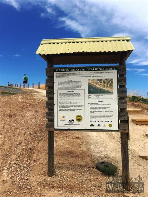hallett cove boardwalk marion coastal walking trail