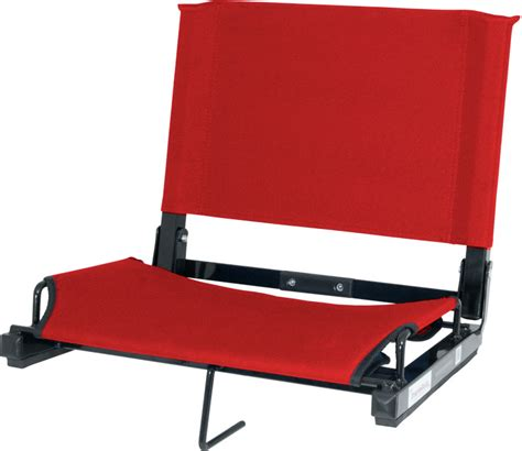 stadium chair stadium bleacher chairs sportsunlimited com