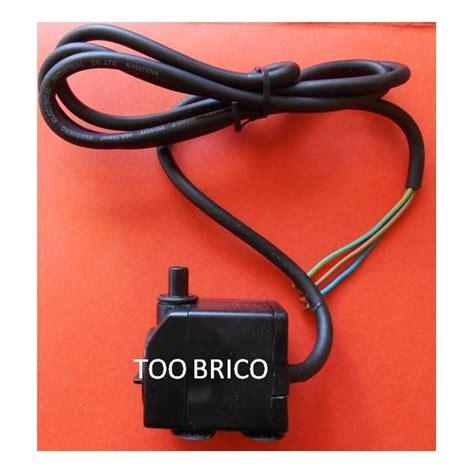 pompe immergée brico depot pompe immerg 233 e pour coupe carrelage tcr720b et tcr230l