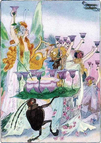 Fairy Illustration Party Graphics Thegraphicsfairy