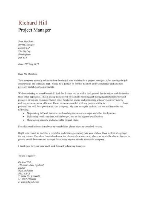 Cover Letter Sle by Sle Basic Cover Letter The Best Letter Sle Resume Cover