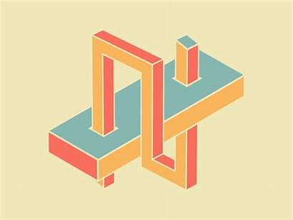 Impossible Owen Animation Dribbble Illusion Animations Possible
