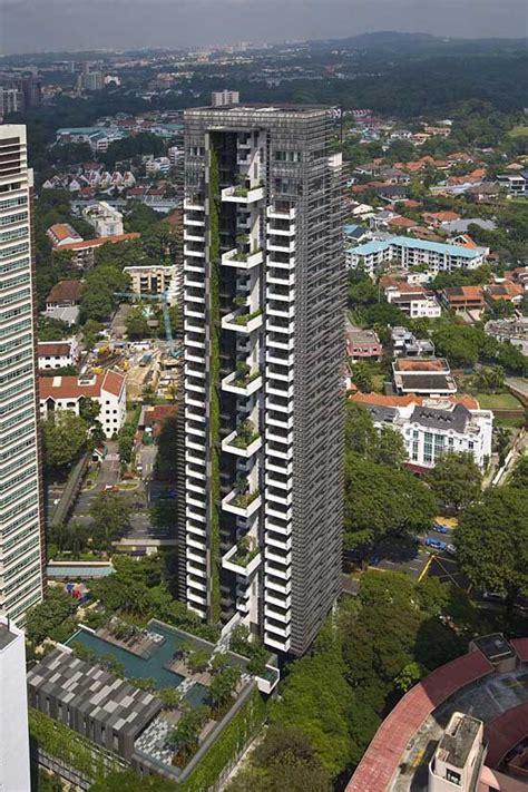 Newton Suites Singapore Apartments Skyscraper Architect