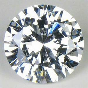 Cubic Zirconia Loose Round Stone Cz Usa Shipper Excellent