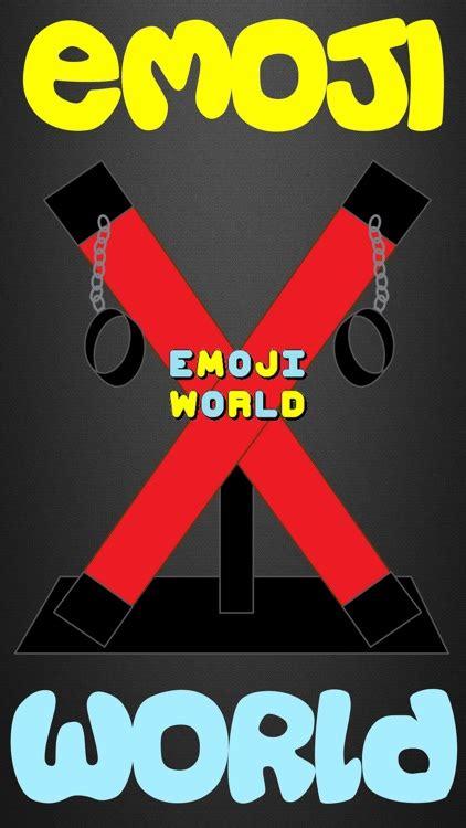 BDSM Stickers by Emoji World