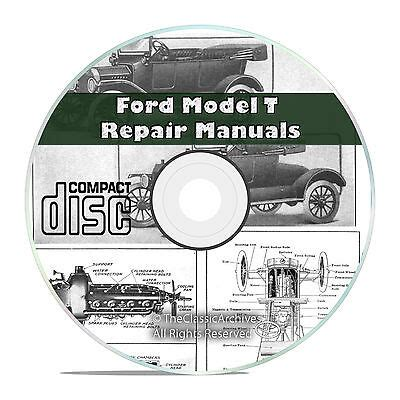 old cars and repair manuals free 2003 ford f250 head up display classic ford model t car repair construction operation manuals books cd v48 ebay