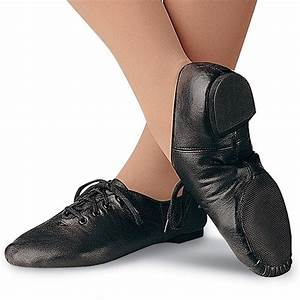 Capezio Split-Sole Jazz Shoe
