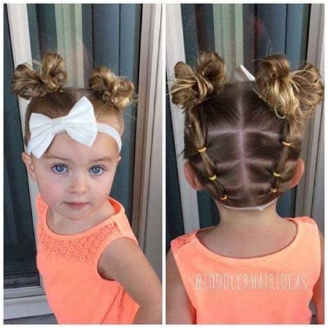 Pin by Chris on Hair Girl hair dos Lil girl hairstyles