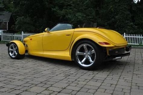 automobile air conditioning repair 2000 plymouth prowler spare parts catalogs find used 2000 plymouth prowler convertible 2 door 3 5l in