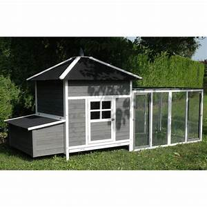 Plan Poulailler 5 Poules : poulailler hexa 4 6 poules gamm vert ~ Premium-room.com Idées de Décoration