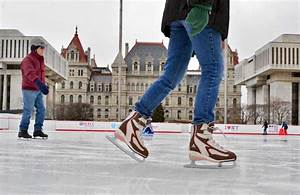 Empire State Plaza rink will reopen Thursday - seattlepi.com