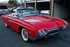 Find Used 1963 Ford Thunderbird Convertible In Petersburg