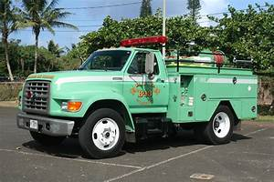 Hi  Honolulu Fire Department Old Company Engine Special