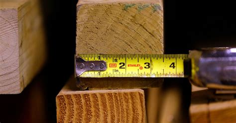 home depot menards accused  misrepresenting lumber size