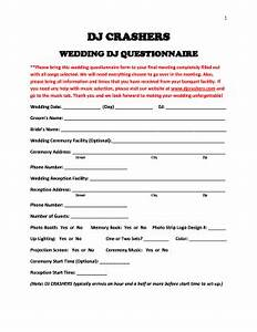 wedding questionnaire wedding photography With wedding photography questionnaire pdf