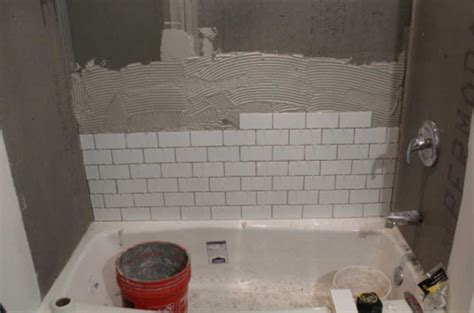 how to tile a wall unique how to tile shower walls about my