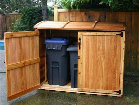 suncast toter trash can shed sand garbage can storage best storage design 2017