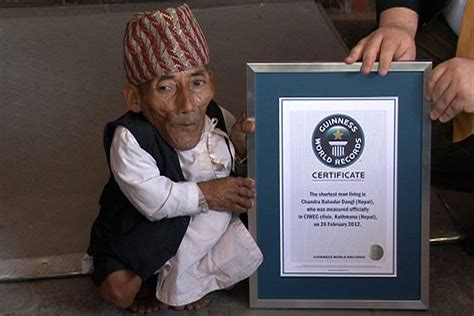 List Of The Verified Shortest People