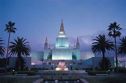 Mormon Temple Temples Oakland Church Lds Churches
