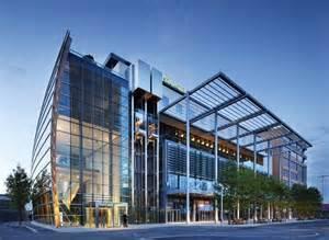 modern architecture gibson hotel in dublin ireland - Design Hotels Dublin