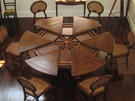 Table Ronde Extensible 10 Personnes Table Et Chaise